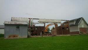 Barn Removal / Demolition *WE BUY BARNS* Kitchener / Waterloo Kitchener Area image 1