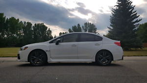 2016 Subaru WRX Sport-tech with Clean Carproof
