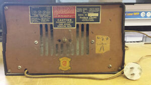 Radio Antique (Northern Electric Baby Champ) model 5000 Saguenay Saguenay-Lac-Saint-Jean image 2