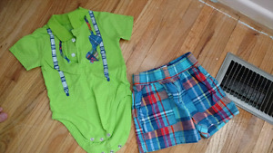 Children place outfit. Size 6 - 9 months