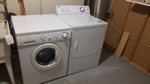 GE Washer and Dryer (electric) Commercial Quality