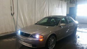 2000 Lincoln LS Berline NEGO