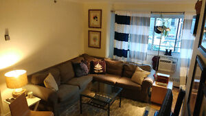 Cute, Convenient Apartment on Popular Street in Downtown Montrea