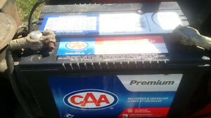 Car/ Truck Battery, CAA Premium, Auto Extra