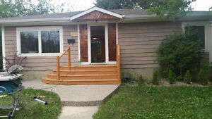Furnished Basement 1 Block from University of Alberta & Whyte
