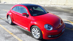 Flawless 2015 VW Beetle, w/safety, 30K Km