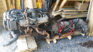 1996 jeep cherokee  Engine/ transmission/ t-case