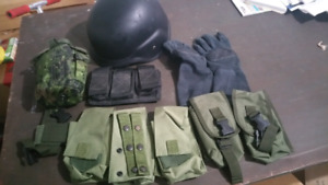 Airsoft/Paintball camo/gear