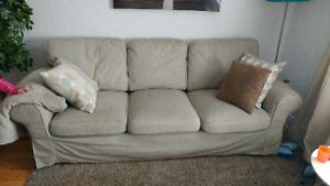 Sofa ikea Ektorp