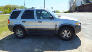 2006 ford escape 4x4 v6