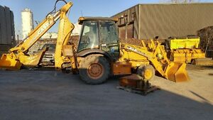 Case 580M Loader Backhoe