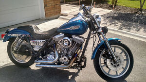 FXR with S&S engine for sale