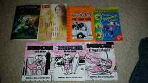 Kids Books all 7 books for $20