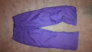 youth size large snow pants Cambridge Kitchener Area image 1