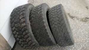 Used 275/70 R18's