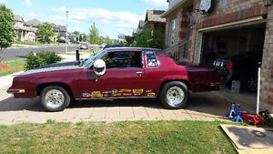 Wanting to trade my drag car for street car!!!!