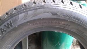 205/65/15 winter tires (4)