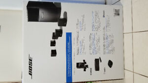 BOSE 5.1 Home Theatre and Bluetooth music package