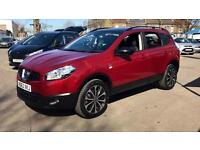 2014 Nissan Qashqai +2 1.6 dCi 360 (Start Stop) Manual Diesel Hatchback