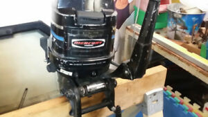 Mercury Outboard motor 4.5 hp. Excellent