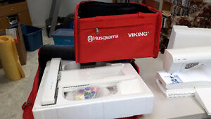 Husqvarna Designer Ruby Sewing and Embroidery Machine Prince George British Columbia image 5