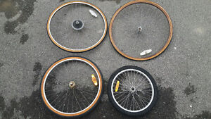 ○☆○ 20 and 26 inch bicycle wheel rims and tires ○☆○