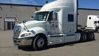 2013 INTERNATIONAL PROSTAR + LOADED WITH EXTENDED WARRANTY