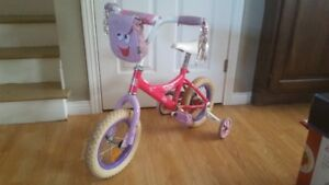 Girl's Dora Bicycle