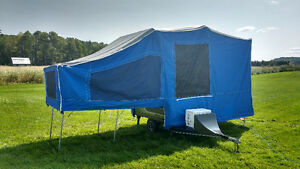 tent trailer time out