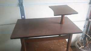Old phone table