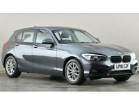 2018 BMW 1 Series 118i [1.5] SE 5dr [Nav/Servotronic] Step Auto Hatchback petrol