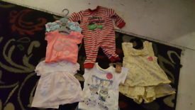 Baby clothes 0-3 and 6-9 months