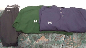 UNDER ARMOUR -- MUST SEE !! -- SELLING ALL 120$