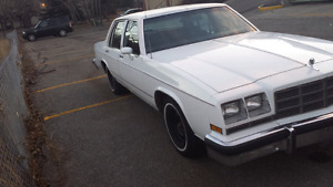 '83 Buick LeSabre Limited