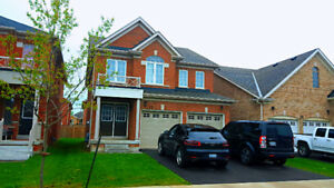 Newly build Detached 3 Bed 3 Bath 2 Garage Central AC for Rent