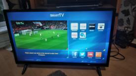 "32"" SMART Slimline Toshiba Full HD TV"