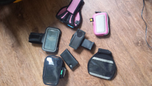 Assorted IPod cases