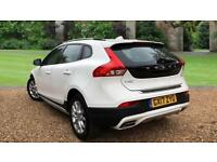 2017 Volvo V40 Cross Country D2 Pro Nav Auto W. Winter Pack Automatic Diesel Hat