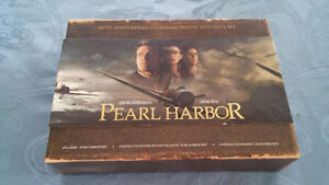 VHS PEARL HARBOR 60TH VHS GIFT SET BOX