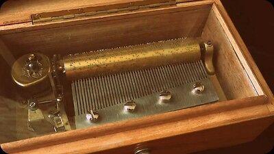 Musical box gav1313