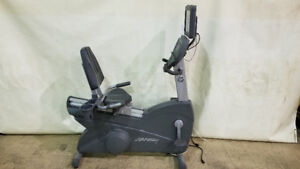 Life Fitness 95Ri Lifecycle  Commercial Recumbent Bike