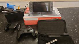 Nintendo Switch big setup
