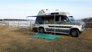 1989 Camperized Ford Econoline 250