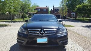 2012 Mercedes C350 AMG Package