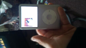 SILVER IPOD VIDEO 160GB