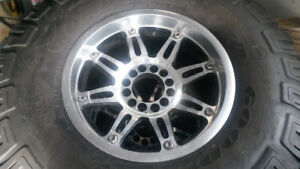 f150 rims and tire