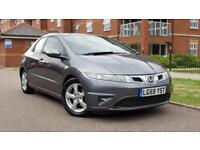 Honda Civic 1.8 I-Vtec SE 5DR++Full Service History+Low Low Mileage+Drives well