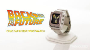 Back to the Future Flux Capacitor Wristwatch Brand new