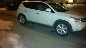 2003 nissan murano se all wheel drive fully loaded