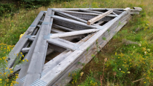 30 foot roof trusses for sale